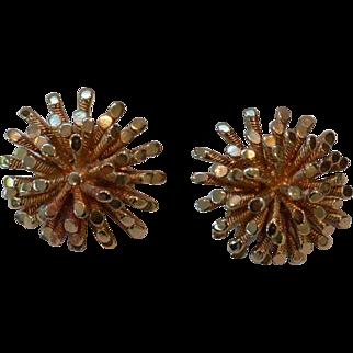 Mid Century Sputnik Earrings