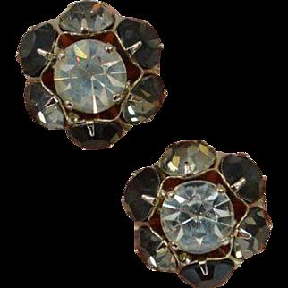 Rhinestone Bundle Earrings
