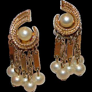 KRAMER Tassel Earrings