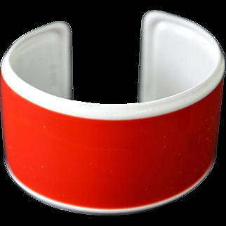 NAPIER 60's Cuff Bracelet