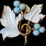 SARAH Coventry Brooch Pin