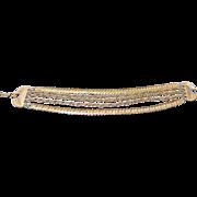 Multi-strand MONET Bracelet