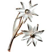 PASTELLI Gold/Silver Tone Brooch Pin