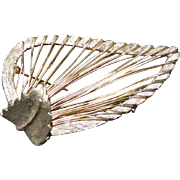 Modern LEAF Brooch Pin