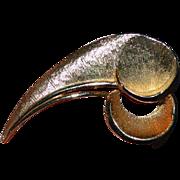 Comet Brooch Pin