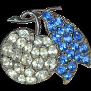 VINTAGE Fruit Brooch Pin