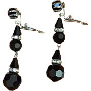 Great Gatsby Style Dangle Earrings