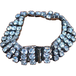 Rhinestone Dazzle Bracelet
