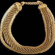 Multi Chain MONET Necklace
