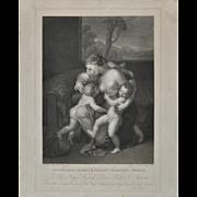 18th Century Engraving c.1795