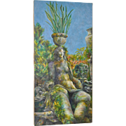 Gwen Thoele Original Oil on Canvas