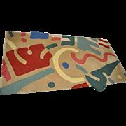 Remarkable Edward Fields Designer Rug / Tapestry