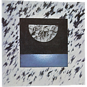 Herbert Bayer (Bauhaus) Offset Lithograph c.1965