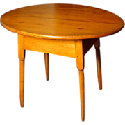 Late 18th Century Maple Tavern Table