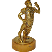 Emile Guillemin (1841-1907) Bronze Statuette c.1890