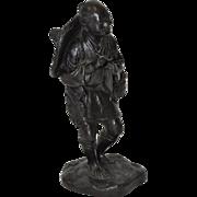 Tokyo School Bronze Sculpture c.1890