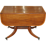 19th Century English Regency Breakfast Table c.1815