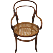 Early 20th Century Bentwood Arm Chair c.1910