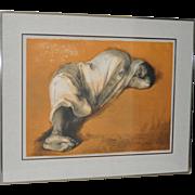 "Francisco Zuniga (Costa Rica, 1921-1998) ""Soledad Acostada"" c.1973"