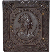 Gutta-Percha Union Case c.1850s