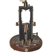 Antique Scientific Galvonometer (Sculpture)