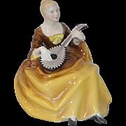 """Royal Doulton """"Symphony"""" Porcelain Figurine c.1961"""