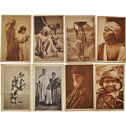 Lehnert & Landrock North Africa Photo Postcards c.1910