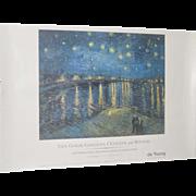 Van Gogh, Gauguin, Cezanne and Beyond - Exhibition Poster c.2011