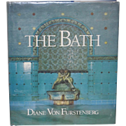 The Bath by Diane Von Furstenberg Signed Copy
