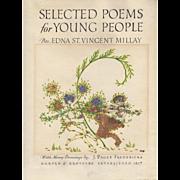 Joseph Rous Paget-Frederick (1903-1963) )Original Art Nouveau Book Cover Illustration c.1920s