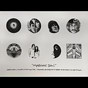 "Imagining John"" Imagery, Spirit and Soul Lithograph"