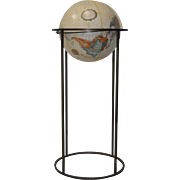 "12"" World Globe on Stand by Replogle"