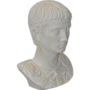 Composite Bust of a Handsome Young Man