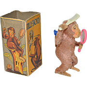 Jolly Jacko Wind-Up Toy c.1940s