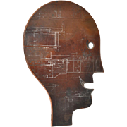 Copper Head in Profile