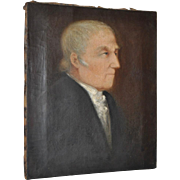 Early 19th Century Oil Portrait
