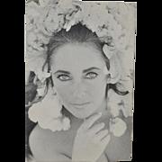 Gianni Bozzacchi Photograph of Elizabeth Taylor c.1969