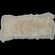 Luxurious Alpaca Throw Pillow