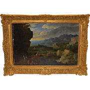 18th Century Old Master Oil Painting