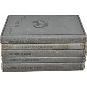 Antiquarian Miniature Book Collection c.1899 - 1904