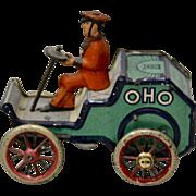 Lehmann OHO Wind Up Tin Toy c.1920