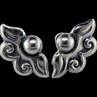 Taxco Sterling Earrings