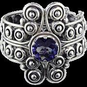 Los Ballesteros Taxco Sterling Silver Bracelet