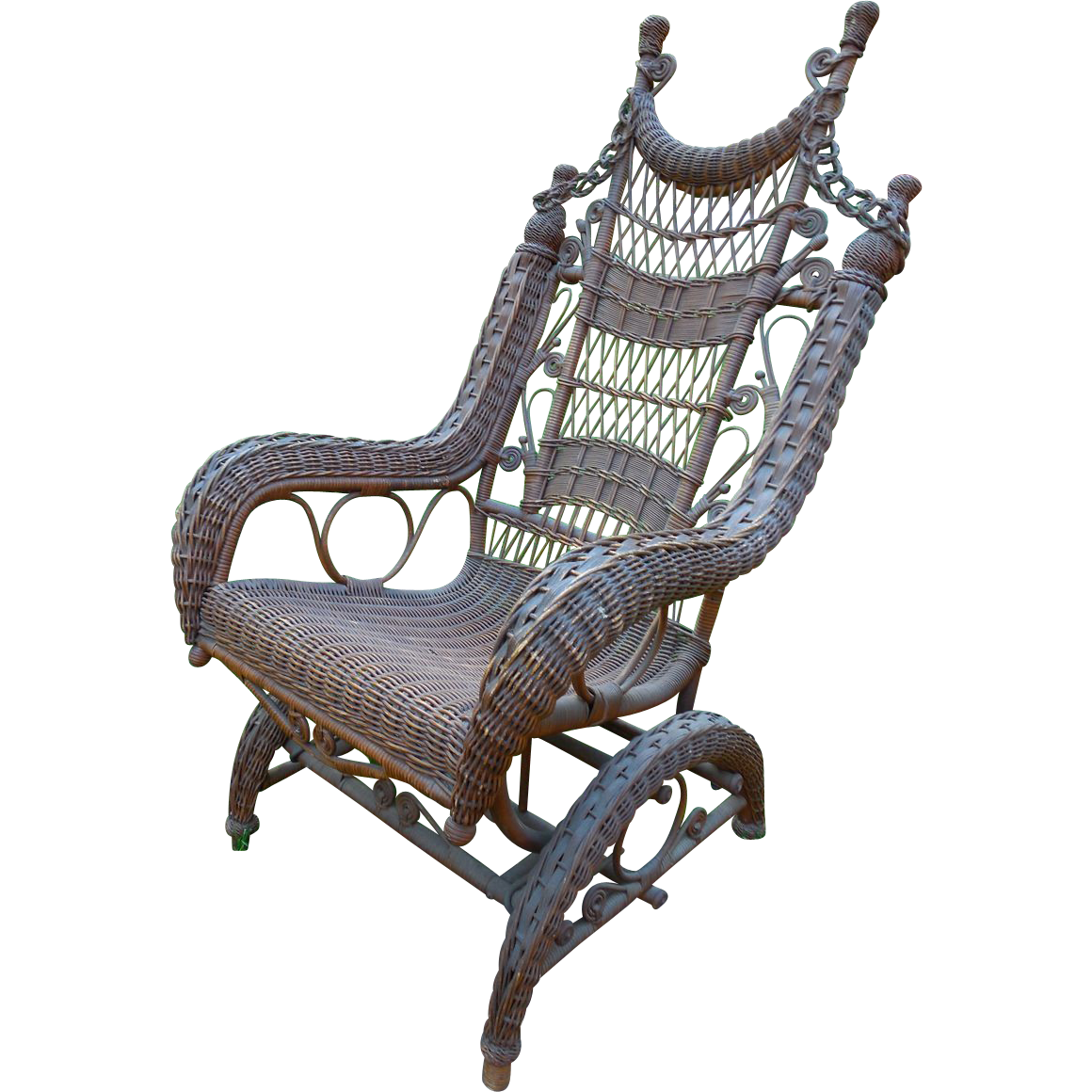 Fine Antique Natural Wicker Chairs Bedroom And Living Room Ncnpc Chair Design For Home Ncnpcorg