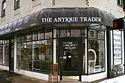 The Antique Trader