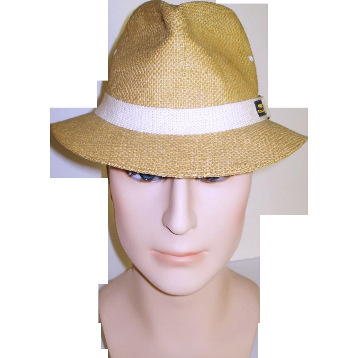 Vintage Mens Hat 85