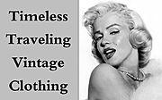 Timeless Traveling Vintage logo
