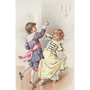 Children at play in dance
