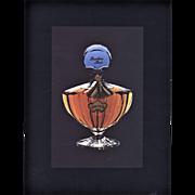 Iconic Shalimar Print