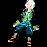 Cubeb Smoker Boudoir Doll